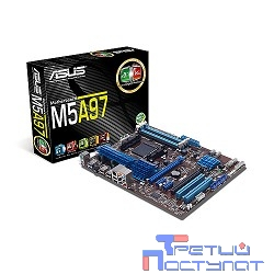 ASUS M5A97 R2.0 {AM3, AMD970/SB950, DDR3, SATAIII, PCI-E, 8-ch Audio, GBL, USB 3.0/2.0, ATX} RTL