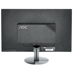 "LCD AOC 27"" E2770SHE Black TN, LCD, Wide, 1920x1080, 5 ms, 170°/<wbr>160°, 250 cd/<wbr>m, 20M:1, +2xHDMI"