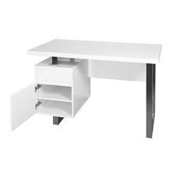 Бюрократ DL-HG003/<wbr>White. Стол для компьютера Бюрократ DL-HG003/<wbr>White белый