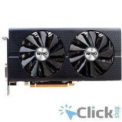 Sapphire RX 480 8GB GDDR5 256b NITRO+ OC DVI-DDUAL HDMIDUAL DP (11260-01-20G) RET