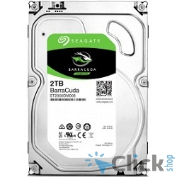 2TB Seagate Barracuda (ST2000DM006) {SATA 6 Гбит/с, 7200 rpm, 64mb buffer}