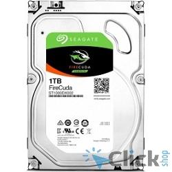 1TB Seagate Firecuda (ST1000DX002) {SATA 6.0Gb/s, 7200 rpm, 64mb, гибридный HDD/SSD, 3.5'}
