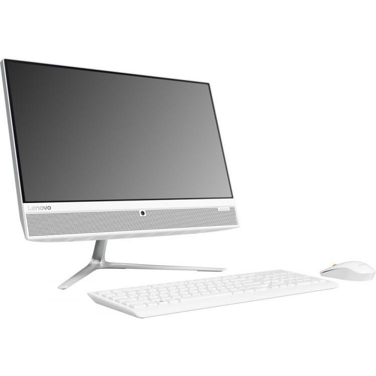 "Lenovo IdeaCentre 510-23ISH [F0CD00JERK] white 23"" FHD Pen G4560T/<wbr>4Gb/<wbr>500Gb/<wbr>DVDRW/<wbr>W10/<wbr>k+m"