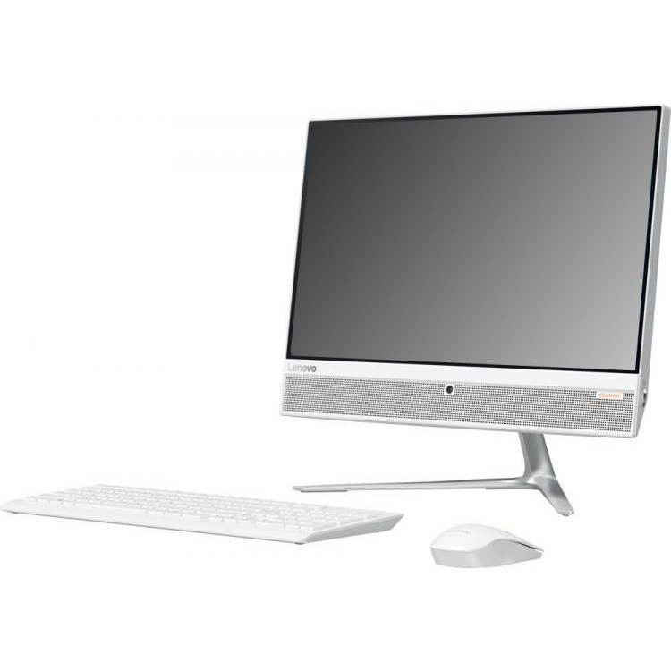 "Lenovo IdeaCentre 510-23ISH [F0CD00DDRK] white 23"" FHD Pen G4560T/<wbr>4Gb/<wbr>1Tb/<wbr>GT940M 2Gb/<wbr>DVDRW/<wbr>W10/<wbr>k+m"