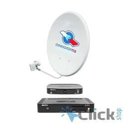 Комплект спутникового телевидения Триколор GS E501 + GS C5911