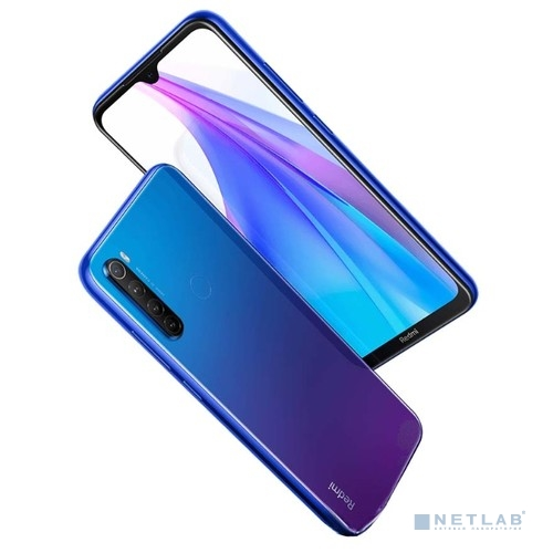 Xiaomi Redmi note 8T (4/128Gb) Starscape Blue [26007]