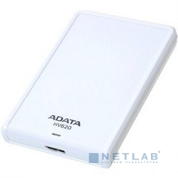 "A-Data Portable HDD 1Tb HV620 AHV620-1TU3-CWH {USB3.0, 2.5"", White}"