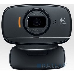 960-000842 Logitech WebCam B525 {CMOS 2, 1280 x 720,USB}
