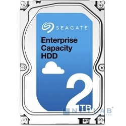 "2TB Seagate Enterprise Capacity 3.5 HDD (ST2000NM0008) {SATA 6Gb/s, 7200 rpm, 128mb buffer, 3.5""}"