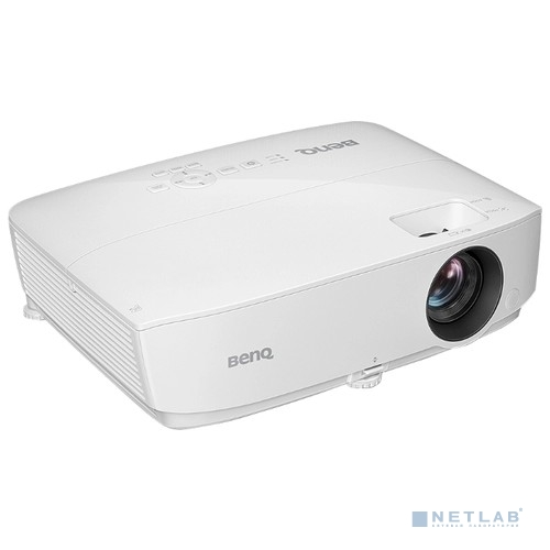 BenQ TW533 белый [9H.JG877.34E] {DLP 1280x800 3300AL High Contrast Ratio 15,000:1; 4500 hrs lamp life 2xHDMI}