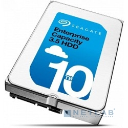"10TB Seagate Exos X10 (ST10000NM0016) {SATA 6Gb/s, 7200 rpm, 256mb buffer, 3.5""}"