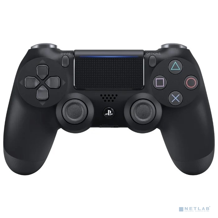 PS 4 Геймпад Sony DualShock Black v2 (CUH-ZCT2E) + Fortnite Voucher 2019