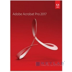 65280356AD01A00 Acrobat Pro 2017 Multiple Platforms International English AOO License TLP (1 - 9,999)