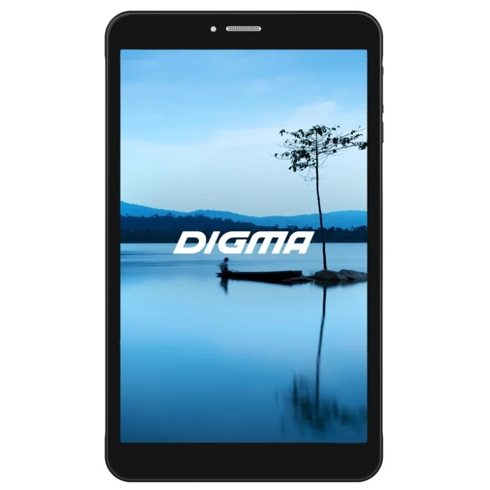 "Digma Optima 8027 3G SC7731E 4C/1Gb/16Gb 8"" IPS 1280x800/3G/And8.1/черный/BT/GPS/2Mpix/0.3Mp [1112460]"