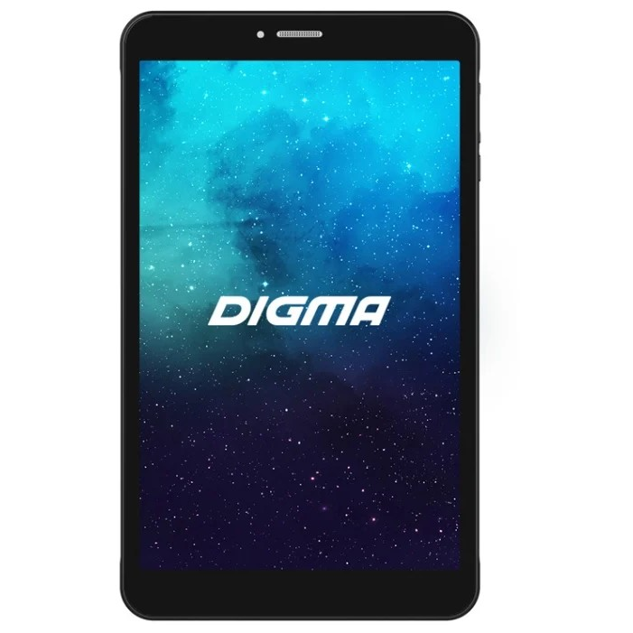 "Digma Plane 8595 3G SC7731E 4C/2Gb/16Gb 8"" IPS 1280x800/3G/And9.0/черный/BT/GPS/2Mpix/0.3Mpi [1112461]"