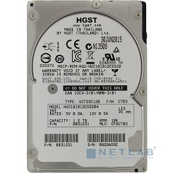 1.2Tb Hitachi Ultrastar C10K1800 (HUC101812CSS204) {SAS 12gb/s, 10000 rpm, 128mb, 2.5''}