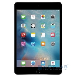 Apple iPad mini 4 Wi-Fi + Cellular 128GB - Space Gray (MK762RU/A)