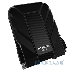"A-Data Portable HDD 1Tb HD710 AHD710-1TU3-CBK {USB3.0, 2.5"", Black}"