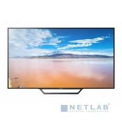 "Sony 40"" KDL40WD653BR BRAVIA черный {FULL HD/200Hz/DVB-T/DVB-T2/DVB-C/USB/WiFi/Smart TV}"