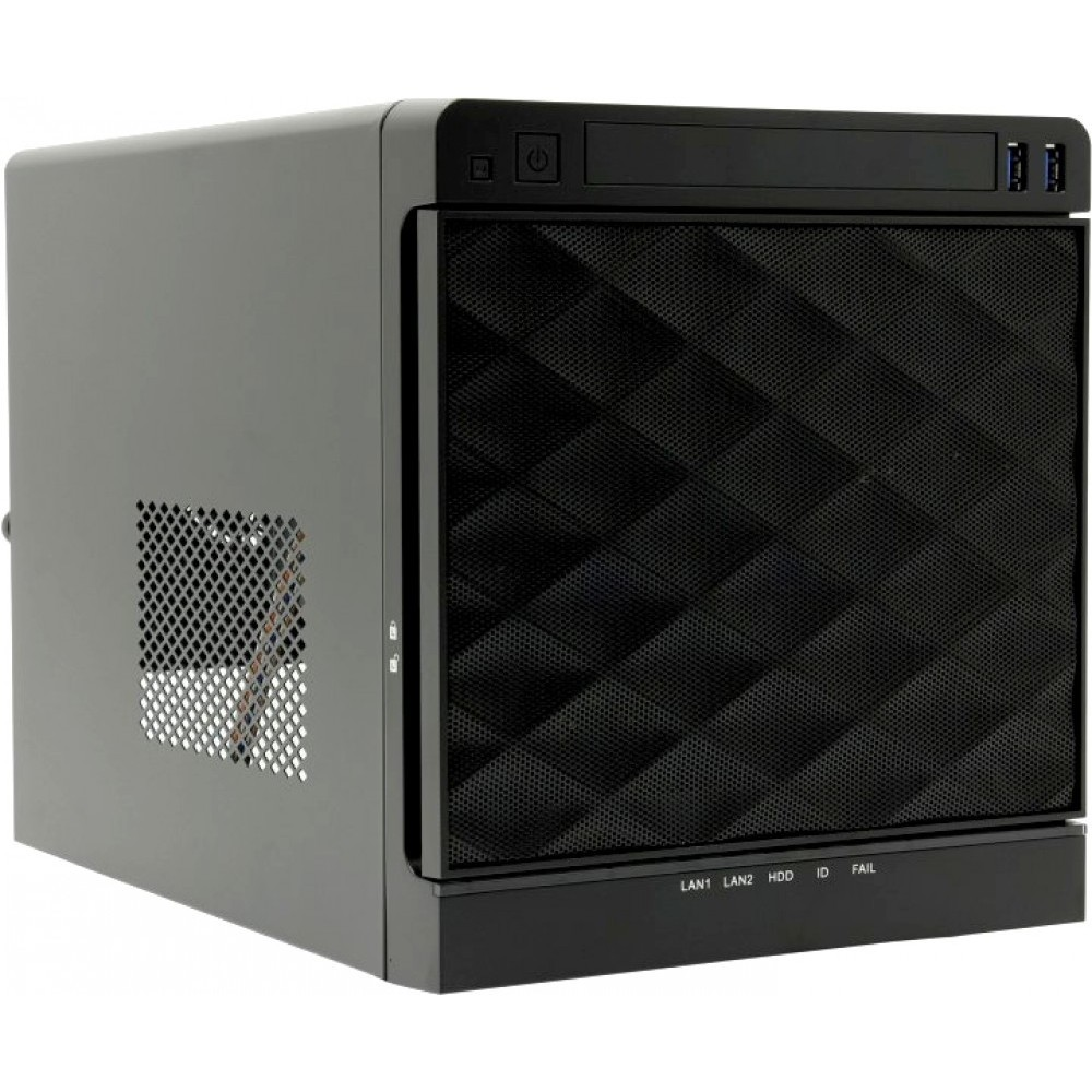 Корпус Inwin MS04-2(PF052) IP-S265AU7-2 easy swap [6130956]