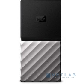 WD Portable SSD 512Gb My Passport WDBKVX5120PSL-WESN {USB3.1}