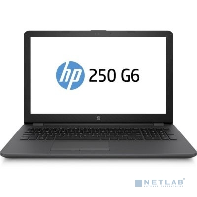 "HP 250 G6 [3DP05ES] Dark Ash Silver 15.6"" {FHD Pen N4200/8Gb/1Tb/DOS}"