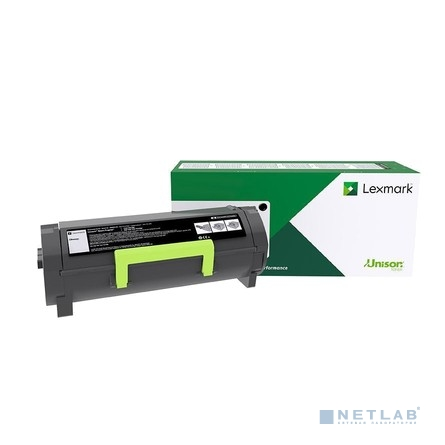 Lexmark 51B5000/51B00A0 Тонер-картридж, Return Program {MS/MX4/5/617, (2500 стр.)}