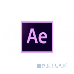 65297727BA01A12 After Effects CC for teams ALL Multiple Platforms Multi European Languages Team Licensing Subscription New