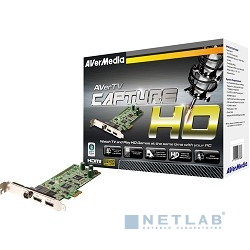 AverMedia AVerTV Capture HD  RTL {18} (H727(Е))