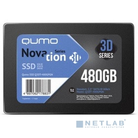 QUMO SSD 480GB QM Novation Q3DT-480GPGN OEM {SATA3.0}