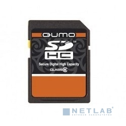 SecureDigital 32Gb QUMO QM32GSDHC10 {SDHC Class 10}
