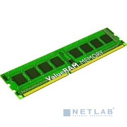 Kingston DDR3 DIMM 8GB (PC3-12800) 1600MHz KVR16LN11/8 1.35V