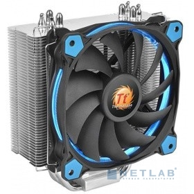 Cooler Thermaltake Riing Silent 12 Blue (CL-P022-AL12BU-A) 2011/1366/1150/1155/775/AM3/AM2/FM1/FM2