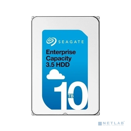 "10TB Seagate Enterprise Capacity 3.5 HDD (ST10000NM0086) {SATA 6Gb/s, 7200 rpm, 256mb buffer, 3.5""}"