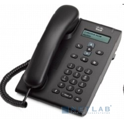 CP-3905= [Cisco Unified SIP Phone 3905, Charcoal, Standard handset]