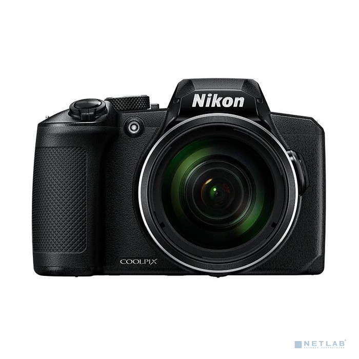 "Nikon Coolpix B600 Black<16Mp, 60x zoom, 3"", 1080P, WiFi, SDHC>"