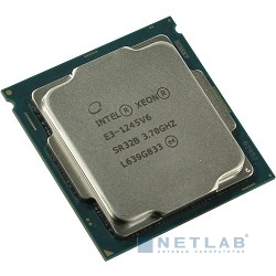 CPU Intel Xeon E3-1245v6 Kaby Lake OEM {3.7ГГц, 8Мб, Socket1151}