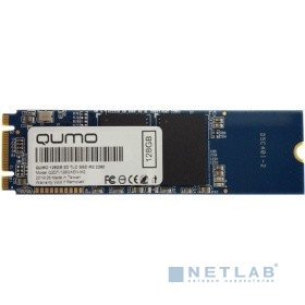 QUMO M.2 SSD 128GB QM Novation Q3DT-128GAEN-M2
