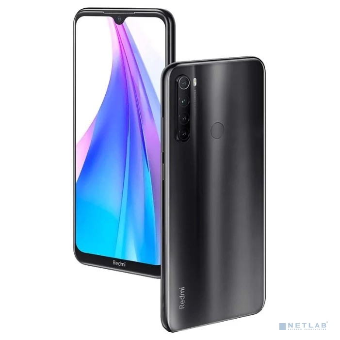 Xiaomi Redmi Note 8T 4/64Gb moonshadow grey 26003