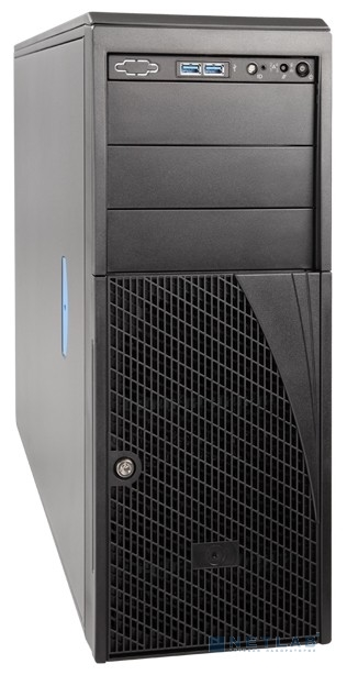 Корпус Intel P4304XXMUXX, S2600CW family, 4U Rack or Pedestal (P4304XXMUXX) Union Peak