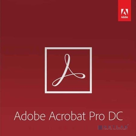 65297934BA03A12 Acrobat Pro DC for teams ALL Multiple Platforms Multi European Languages Team Licensing Subscription New Level 3 50 - 99