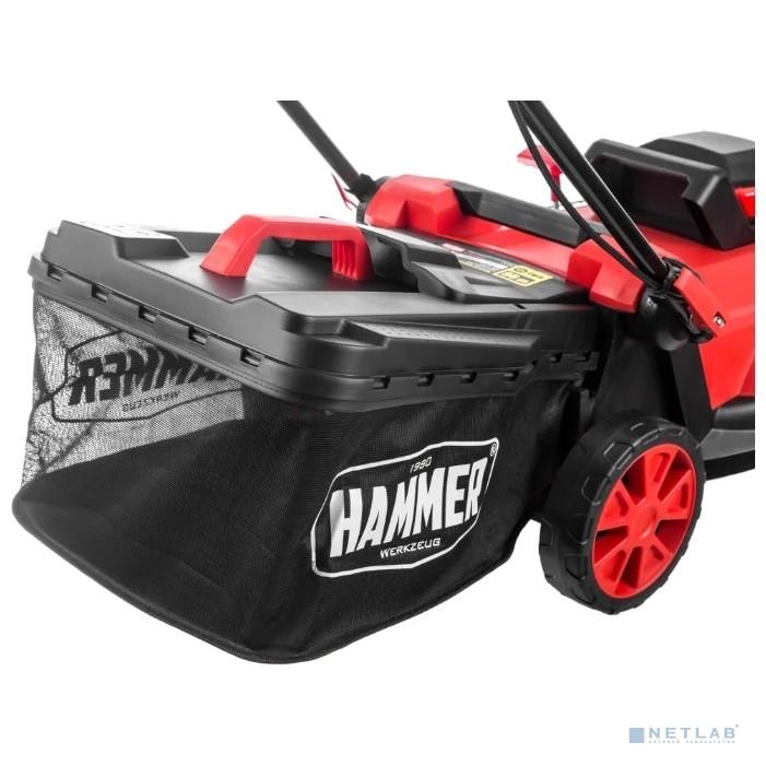 газонокосилка Hammer Etk 2000 отзывы