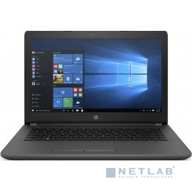 "HP 240 G6 [4BD02EA] black 14"" {HD i5-7200U/4Gb/500Gb/DVDRW/W10Pro}"