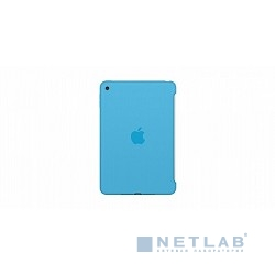 MLD32ZM/A Чехол Apple iPad mini 4 Silicone Case - Blue