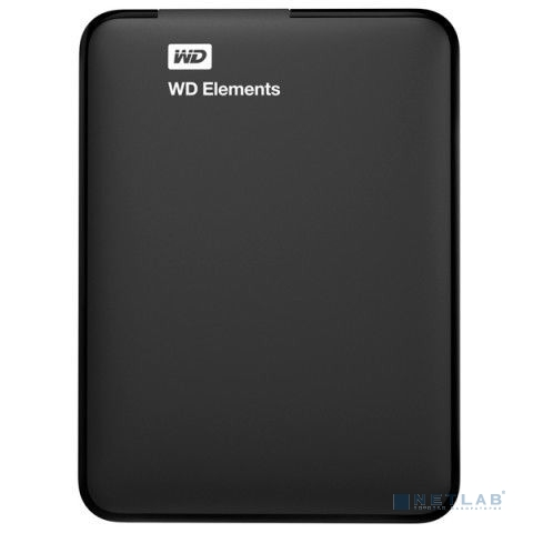 "WD Portable HDD 500Gb Elements Portable WDBMTM5000ABK-EEUE {USB3.0, 2.5"", black}"