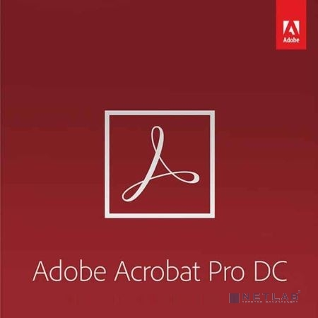 65297934BA01A12 Acrobat Pro DC for teams ALL Multiple Platforms Multi European Languages Team Licensing Subscription New