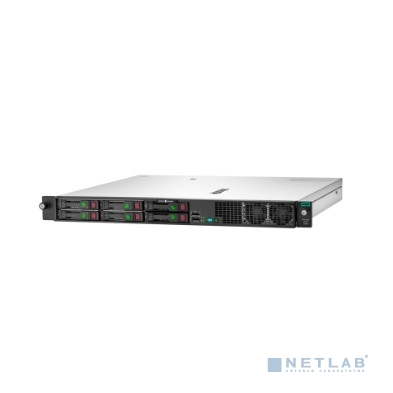 "Сервер HPE ProLiant DL20 Gen10, 1x Intel Xeon E-2136 6C 3.3GHz, 1x16GB-U DDR4, S100i/ZM (RAID 0,1,5,10) noHDD (4/6 SFF 2.5"" HP) 1x500W (up2), 2x1Gb/s, noDVD, ClearOS, Rack1U (P06478-B21)"