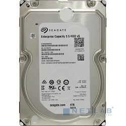 "4TB Seagate Enterprise Capacity 3.5 HDD (ST4000NM0035) {SATA 6Gb/s, 7200 rpm, 128mb buffer, 3.5""}"