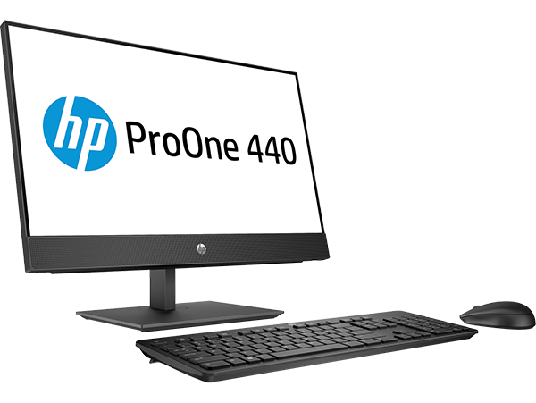 Моноблок для бизнеса HP ProOne 440